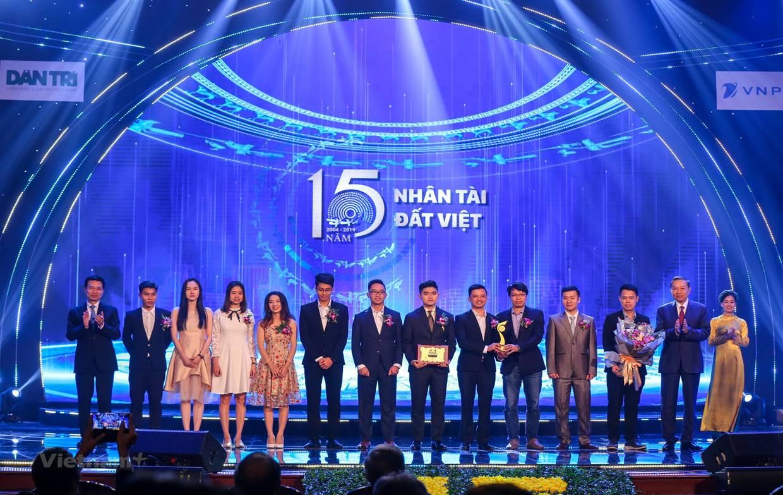 V-IONE đạt giải nhất Nhân tài đất Việt 2019