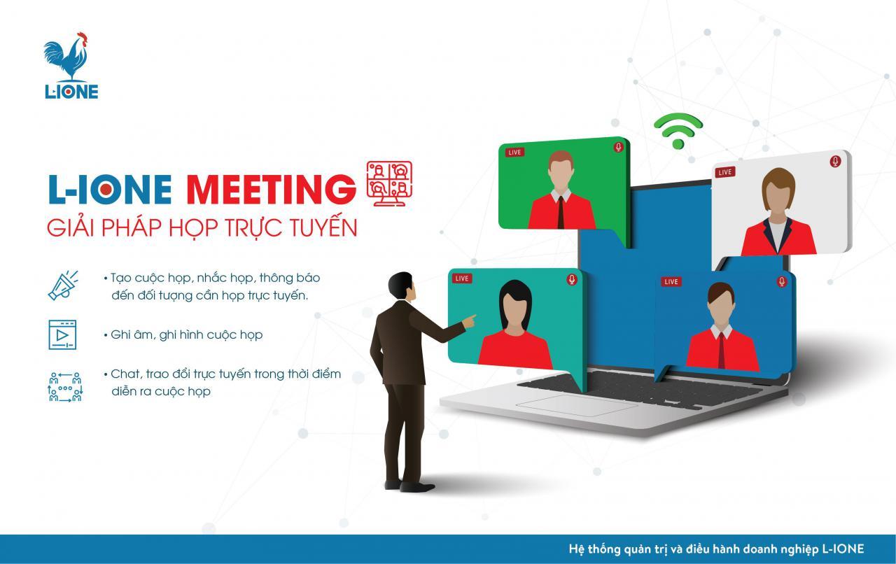 L-IONE Meeting: Giải pháp hay – trao tay doanh nghiệp mùa dịch