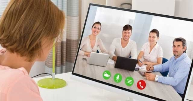 Họp online - cấp thiết, tiết kiệm và an toàn với mọi doanh nghiệp
