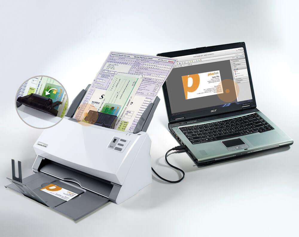 Plustek PS3180U - Plustek SmartOffice PS3180U