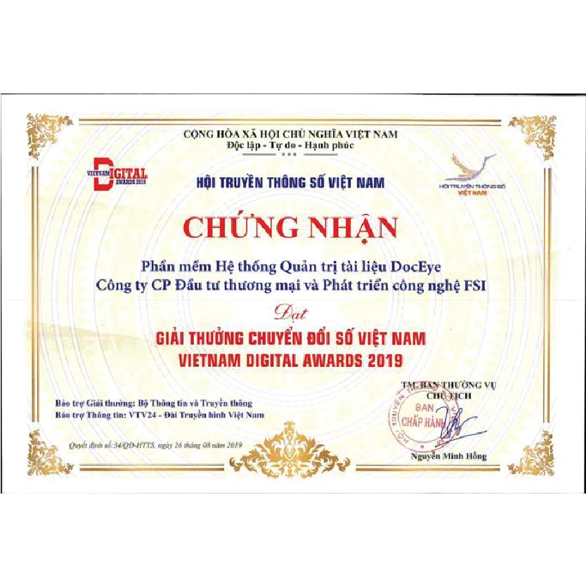 Giay-chung-nhan-giai-thuong-VN-Digital-Awards-2019