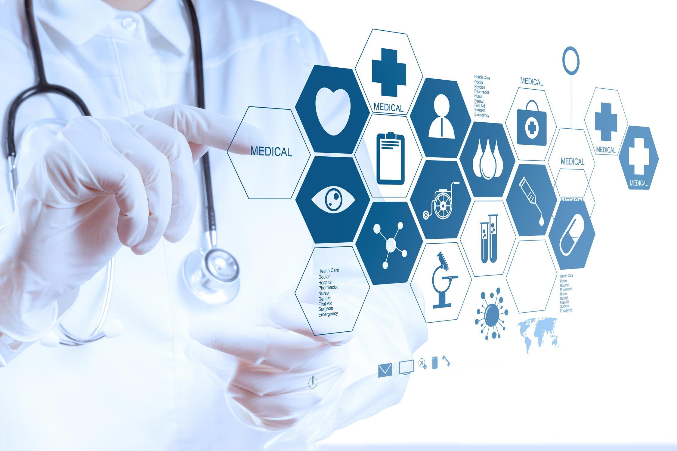 chuyển đổi số trong ngành y tế